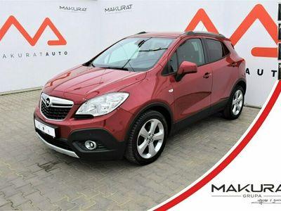 używany Opel Mokka 1.4dm 140KM 2014r. 114 740km
