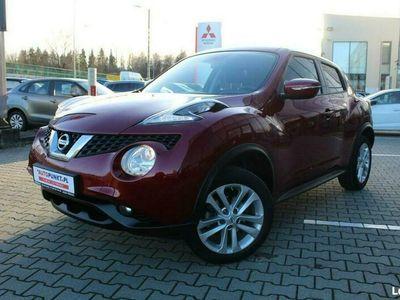 używany Nissan Juke Acenta Salon Polska, Tylko 37 tys. km, Bezwypadkowy, Serwis ASO