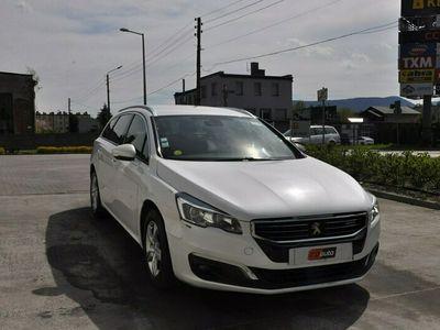 używany Peugeot 508 SW 2dm 150KM 2016r. 247 877km