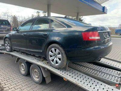 używany Audi A6 3.2Fsi 255Ps Quattro Navi