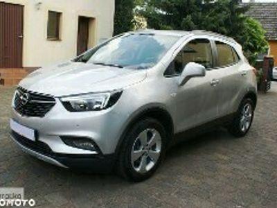 używany Opel Mokka 1.6 cdti Nawigacja