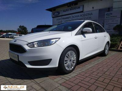 używany Ford Focus 1.6dm 105KM 2017r. 53 370km