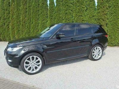 używany Land Rover Range Rover Sport 3dm 258KM 2017r. 57 000km