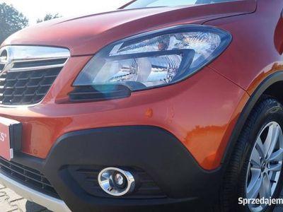 używany Opel Mokka 1.4dm 140KM 2015r. 33 000km