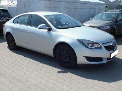 używany Opel Insignia Insignia 1.8dm3 140KM 2016r. 45 836km Insignia 1.8FV 23%, Gwarancja!