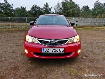 używany Subaru Impreza 1.5dm 107KM 2009r. 178 000km