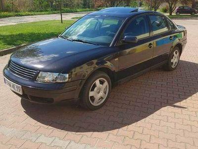używany VW Passat 1.8 turbo 2001 rok dobry stan