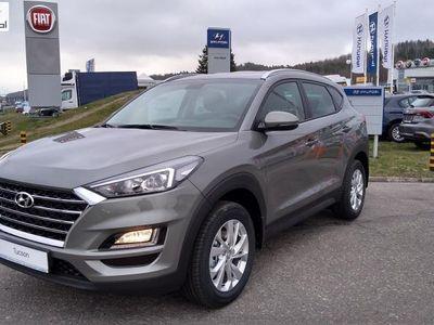 used Hyundai Tucson 1.6dm3 132KM 2019r. 20km Rata 1699 zł brutto! Serwis Ubezpieczenie Opony w racie! Abonament!