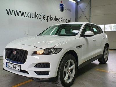 używany Jaguar F-Pace F-Pace F-Pace 15-,2.0 i4D AWD Pure aut, Grzędy