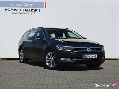 używany VW Passat B8 SalonPL Serwis ASO 2.0 TDI 190 KM VAT 23%