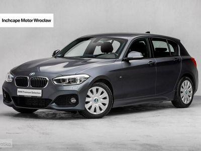 brugt BMW 118 seria 1 1.5dm3 136KM 2017r. 39 400km i 5-drzwiowy | LED | Model M Sport |