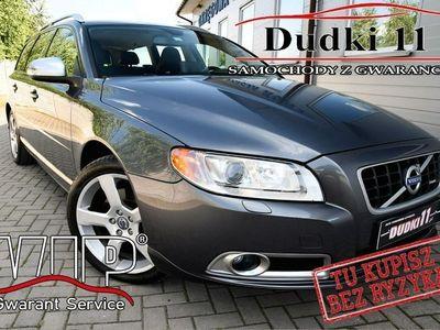 używany Volvo V70 2dm 203KM 2011r. 237 000km