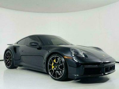 używany Porsche 911 Turbo S Cabriolet