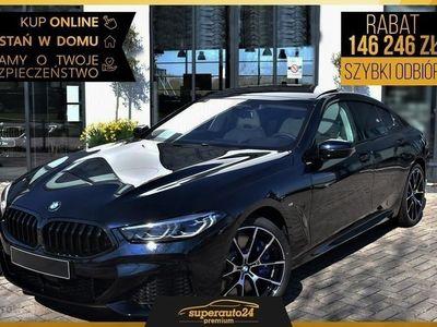 używany BMW 840 Seria 8 G16 840 M Sport 3.0 xDrive d (320KM) | Zostań w domu, wszystko załatw
