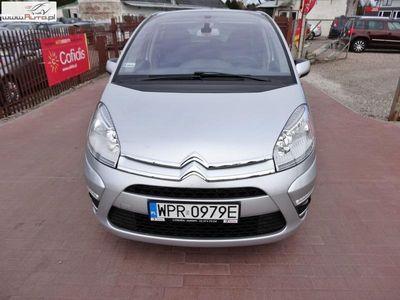 używany Citroën C4 Picasso 2dm3 150KM 2011r. 99 000km Opłacony 2.0 Automat Zadbany Exclusive
