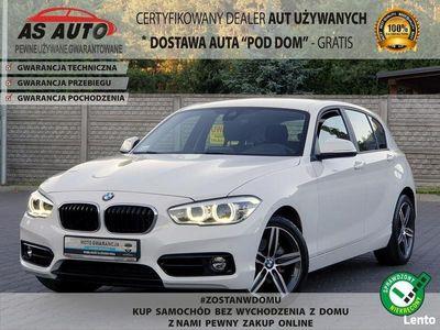 używany BMW 120 2dm 184KM 2018r. 7 800km