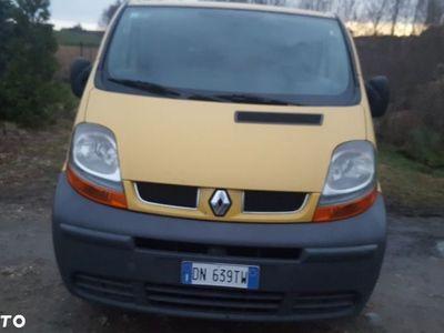 używany Renault Trafic II