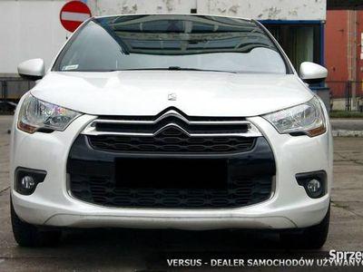 używany Citroën DS4 1.6dm 120KM 2014r. 120 000km
