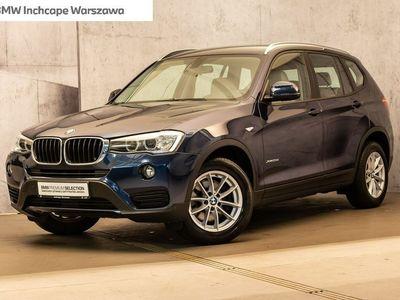 używany BMW X3 xDrive 20d 190KM   Advantage System nawigacji Business   F25 (2010-)