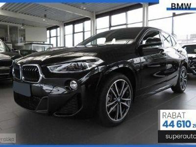 używany BMW X2 2.0 xDrive18d (150KM) | M SPORT + First Class + ConnectedDrive Plus