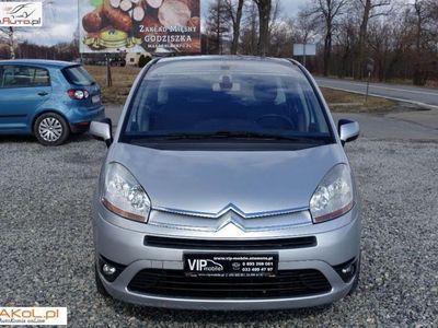 używany Citroën C4 Picasso 1.6dm3 109KM 2009r. 178 000km 1.6HDI 109KM Automat 7osobowy Klimatronik Zero korozji Super stan