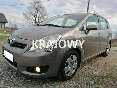 używany Toyota Corolla Verso 1.8dm 129KM 2007r. 159 000km