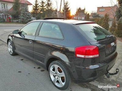 używany Audi A3 1.9TDI, Lift, 2006r zadbana
