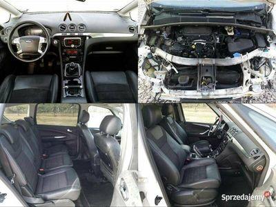 używany Ford S-MAX Titanium 163KM z Niemiec z opłacona akcyzą