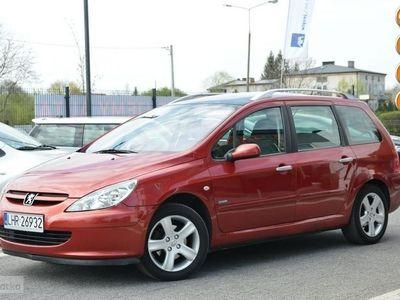 used Peugeot 307 I klima alu navi