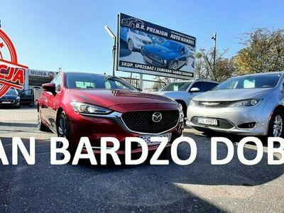 używany Mazda 6 2.5 Benzyna 192 KM, Skóra, Kamera Cofania, Radar, Automat, Bluetooth