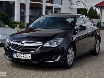 używany Opel Insignia Country Tourer 1,6 CDTI 136KM Automat, NAvi, Chłodzone i podgrzewane fotele, Zareje