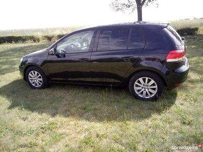 używany VW Golf VI 2009 R 1.6 TDI 105 KM CENA DO NEGOCJACJI