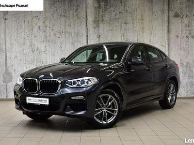 używany BMW X4 2dm 190KM 2018r. 24 196km