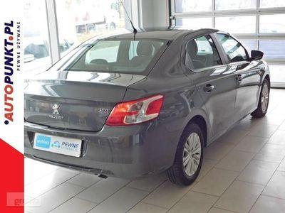używany Peugeot 301 1.6dm3 92KM 2015r. 132 419km Allure