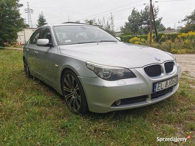 używany BMW 520 i E60 2.2 benzyna 2003r.