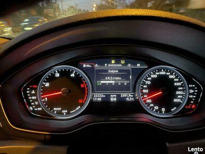 używany Audi A5 jak nowe 19tys km OKAZJA