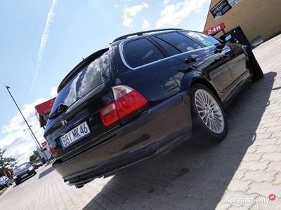 używany BMW 330 e46 touring d