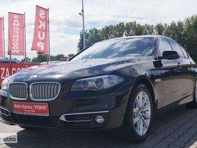 używany BMW 520 SERIA 5x drive modern lift skóra szyber