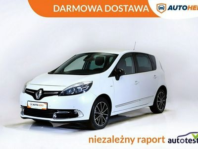 używany Renault Scénic III DARMOWA DOSTAWA, 132KM, Navi, LED, Klima auto, Kam. cofania III (2009-2016)