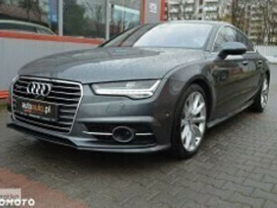 używany Audi A7 II Salon Pl! 1 Właściciel! Full Opcja! Stan Idealny! Serwisowany!