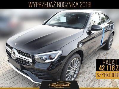 używany Mercedes 300 Klasa GLC AMG 2.04MATIC (258KM) | AMG + Premium | COUPE ! WYPRZEDAŻ 2019, Chorzów