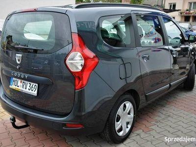 używany Dacia Lodgy 1,6 i 83ps*Bezwypadkowy*Serwis-ASO*Klimatyzacja*Zadbany*GWARANCJA*