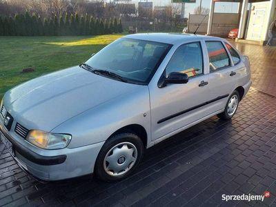 używany Seat Cordoba 2002, 1.4 LPG, Ważne PT, GAZ, OC