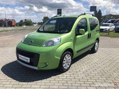 używany Fiat Qubo 1.3dm 75KM 2011r. 144 000km