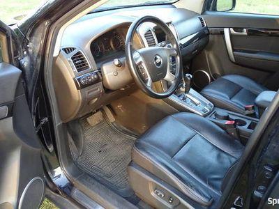 używany Chevrolet Captiva 2.2 2011r AWD LTZ 184km