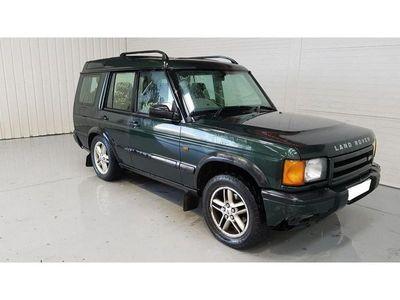 używany Land Rover Discovery 2 Discovery2.5 TD5 manual anglik II (1998-2004)