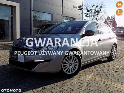 używany Peugeot 308 II 1,6 THP ACCESS 125 KM/Salon PL/I właściciel/Gwarancja