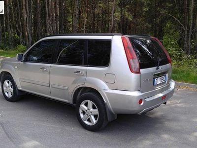 używany Nissan X-Trail 2.2dm 136KM 2005r. 189 046km