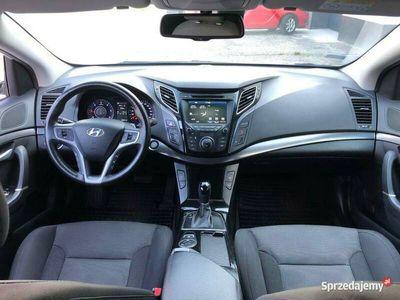 używany Hyundai i40 1.7 DIESEL Serwisowany w ASO Zarejestrowany