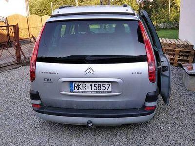 używany Citroën C8 Kamper